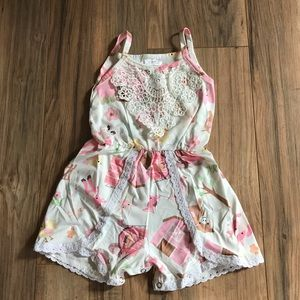 Other - New boutique country girl romper outfit